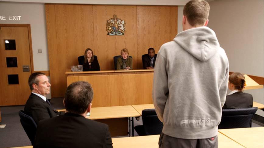 sentencing of offender